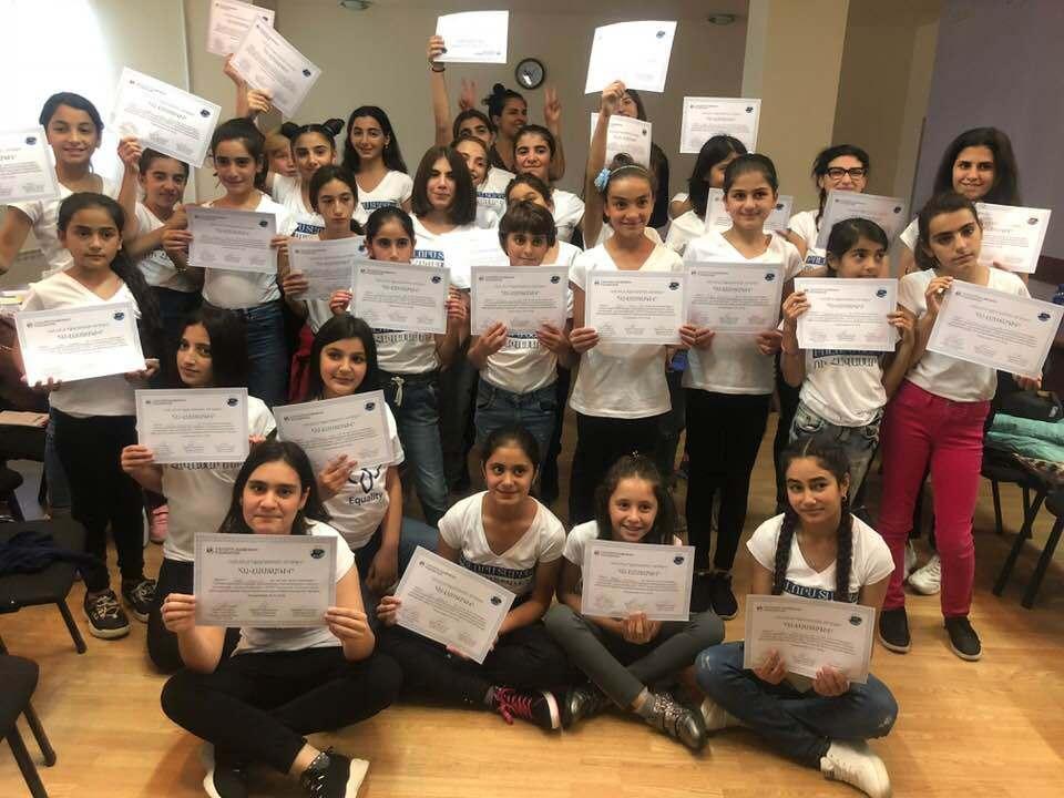 Тренинг «Программа расширения прав и возможностей женщин»