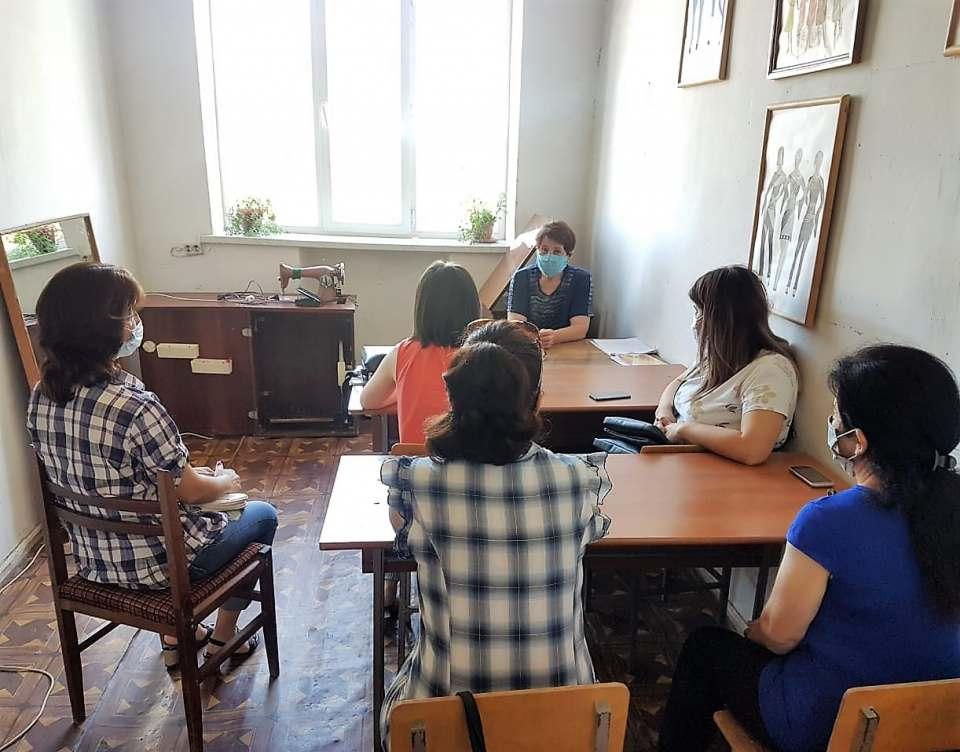 Եռամսյա մասնագիտական դասընթացների մեկնարկ Տավուշում