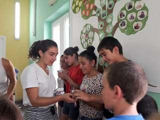 Ֆրանսիահայ կամավորները ՍՕՍ Մանկական Գյուղ Իջևանում