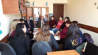Meeting of the network engaged in child protection