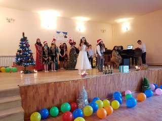 Праздник «Новогодняя сказка»