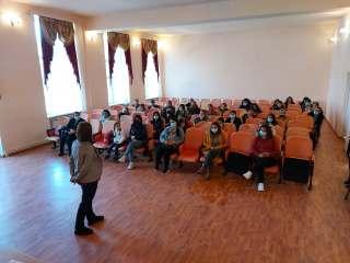 Тренинг на тему «Социальное законодательство»