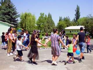 June 1 celebration in Kotayk branch