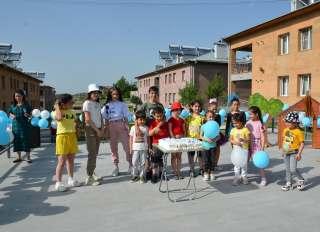 June 1 in SOS Children's Village Ijevan